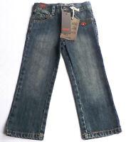Jeans Hose Gr.98 Esprit NEU 100% Baumwolle Weite einst. blau denim kinder
