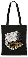Alien Eggs Stofftasche Einkaufstasche Ripley Prometheus Nostromo Face Hugger