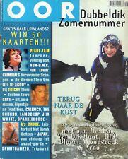 MAGAZINE OOR 1998 nr. 14/15 - PEARL JAM/RUN DMC/K'S CHOICE/ARNO/LIFE OF AGONY
