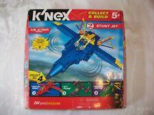 K'NEX ALL ACTION SERIES 2 - STUNT JET - 12181 (BOXED)