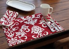 Chalet Christmas Holiday Placemat