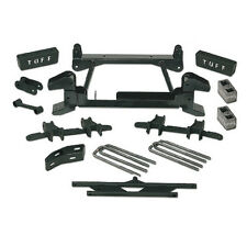 "88-97 GM 2500/3500 4WD 8 LUG TUFF COUNTRY EZ-RIDE 4"" LIFT KIT WITH REAR BLOCKS."