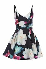 Polyester Floral AX Paris Dresses for Women