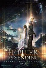 """Jupiter Ascending poster (B) 11"""" x 17"""" Mila Kunis poster,  Channing Tatum poster"""