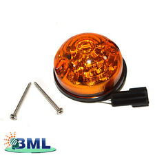 LAND ROVER DEFENDER 90/110 REAR AMBER LED INDICATOR WIPAC. PART- LR048187LED