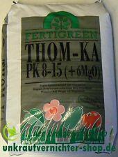 Thomas Kali 25 kg PK-Dünger Garten Dünger Herbst Grund Kopf Kalium Gemüse Rasen
