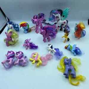 My LIttle Pony Lot 15 pcs Rainbow Dash Figures Toy Figurines