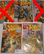 Uncanny X-Men U-PICK ONE #352,354,355,358,363,366,367-369,370 PRICED PER COMIC