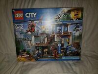 LEGO  60174 City Mountain Police Headquarters Set New