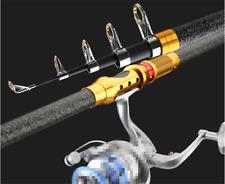 Carbon telescopic sea beach saltwater fishing rod CW: 40-90g