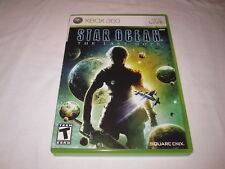 Star Ocean: The Last Hope (Microsoft Xbox 360) Original (3 CDs) Complete Nr Mint
