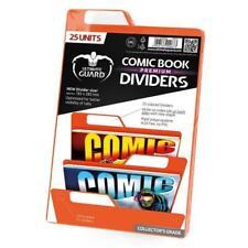 Ultimate Guard - Premium Comic Book Dividers (25 Units) (orange)