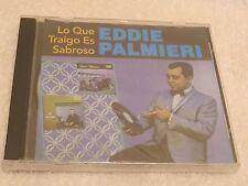 Eddie Palmieri Lo Que Traigo Es Sabroso New, Muneca, Ismael Quintana