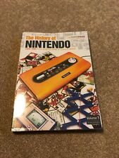 History Of Nintendo Vol 1 Florent Gorges Very Good Condition Retro Gaming