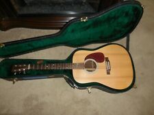 2002 Martin D1R rosewood acoustic guitar in excellent condition