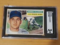 1956 Topps #144 Harmon Killebrew SGC 3 New Label Graded PSA BVS