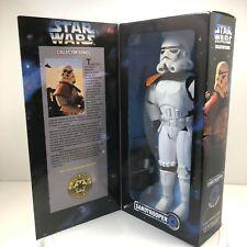 "Star Wars Sandtrooper Collector Series 12"" inch figure Kenner"
