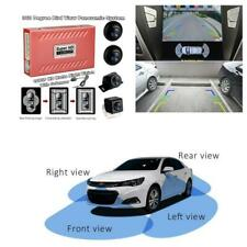 Car DVR Recording Bird View Panoramic System 360° Full HD Night Vision 4 Cameras