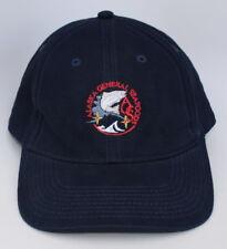 ALASKA GENERAL SEAFOODS AGS Adjustable Strapback 6-Panel Baseball Cap Hat