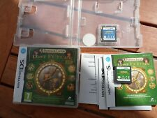 Nintendo DS Game * PROFESSOR LAYTON AND THE LOST FUTURE * + SPECTRE'S CALL
