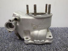 1994 Suzuki RM125 Cylinder core with a 54 mm chrome bore needs repair 94 RM 125