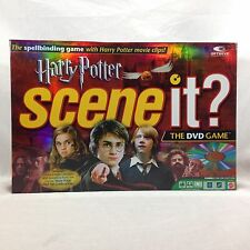 Harry Potter Great Condition 1st Edition Scene It 2005 DVD Game
