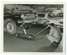 Vintage Machinery - Automobile Jack - Vintage 8x10 Photograph