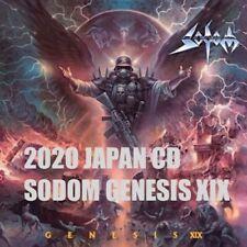 2020 JAPAN CD SODOM GENESIS XIX