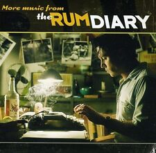 Various Artists, The Rum Diary - More Music [New CD]