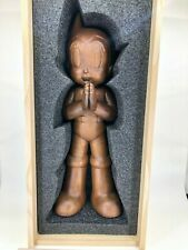 ToyQube Astro Boy Greeting (Wooden) - ONLY 100 MADE - IN HAND FREE SHIPPING NEW