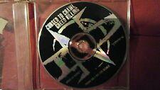 NAPALM DEATH - CURSED TO CRAWL GREED KILLING.  PROMO CD SINGLE. RARE!
