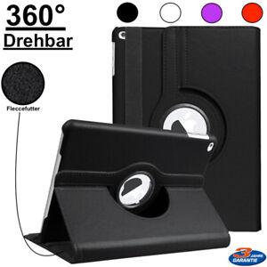 Tasche für Apple iPad Smart Case Schutz Hülle Etui Tasche Bumper Flip Cover 360°
