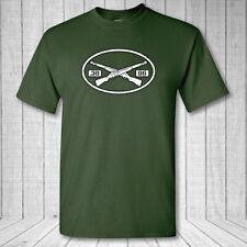 Mosin Nagant M91/30 Rifle Oval T-Shirt - WWII Russian 9130 7.62x54R rifle shirt