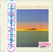 FRIPP & ENO-EVENING STAR-JAPAN LP BRITISH PRESS JAPAN VERSION + OBI I98