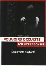 Livre : Pouvoirs Occultes Sciences Cachées. L'Empreinte du Diable - Robert McCoy
