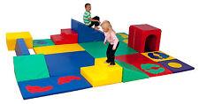 Soft Play Balance Set, Climbing Steps, Ramps Tunnels, Tumble Tots (T5021)