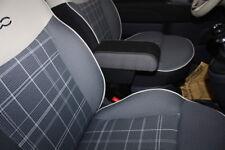 Bracciolo Fiat 500 Armrest  Accoudoir Armlehne Tessuto ed ecopelle