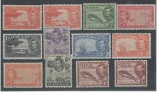 Colony George VI (1936-1952) Caymanian Stamps