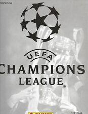 UEFA Champions League 1999/2000 - Panini Album COMPLETE