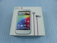 HTC Sensation XL 16GB Weiß! NEU & OVP! Ohne Simlock! + Beats In-Ear! Unbenutzt!