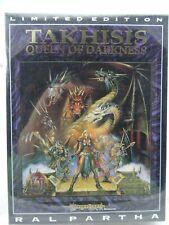 Ral Partha 01-504 - Takhisis Queen of Darkness - (DragonLance Miniatures)