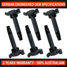 6x OEM Quality Ignition Coil for Toyota Kluger Lexus RX330 RX400h 3.3L 3MZ-FE