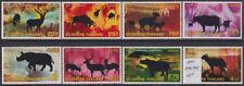 Thailand 1973 Animals set of 8v. MNH** 42 Euro Scarce & Rare!