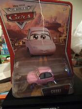 DISNEY CARS CHUKI #59 THE WORLD OF CARS