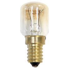 OVEN LAMP LIGHT BULB 25W 300°C E14 SES MADE IN ITALY 038715
