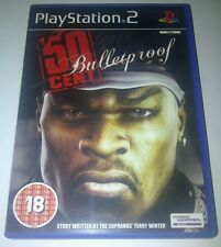 PS2 - 50 Cent: Bulletproof