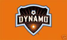 MAJOR LEAGUE SOCCER MLS HOUSTON DYNAMO CLUB TEAM FLAG