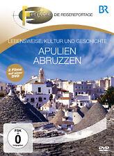 DVD Apulien und Abruzzen von Br Fernweh das Reisemagazin mit Insertipps auf DVD