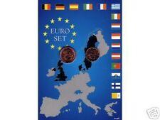 EURO FINLANDE    PIECES DE 1 C + 2 C 1999