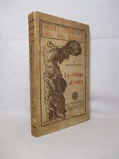 Mundula Mercede - La collana di vetro - Formiggini 1933 Prima edizione